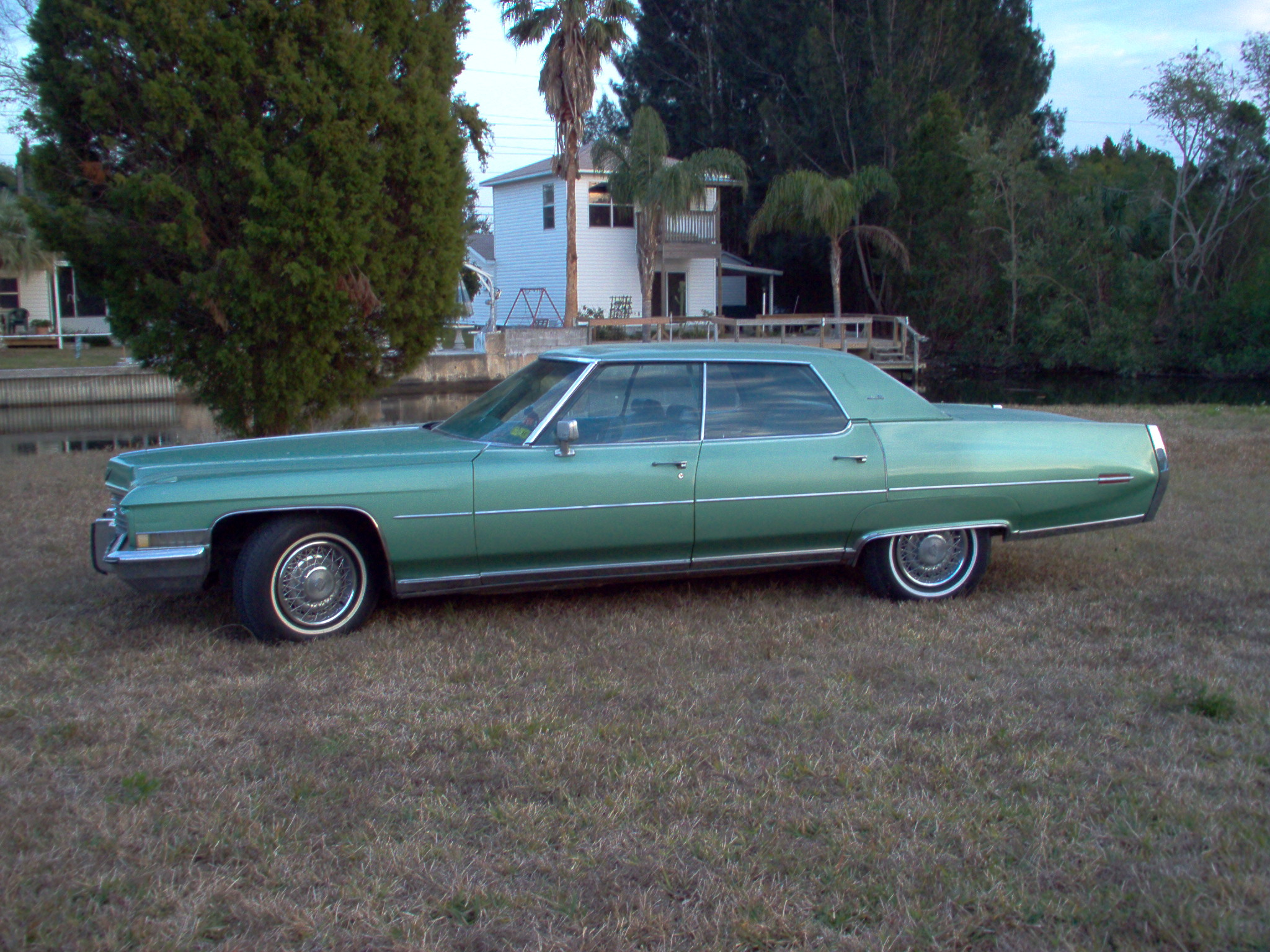 1972 cadillac sedan deville big block 7 7 liter 472. Cars Review. Best American Auto & Cars Review