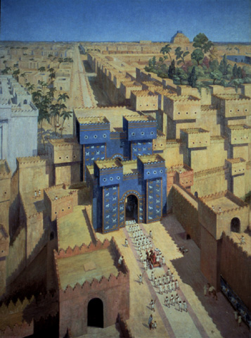 Art and Architecture during the Age of Empires