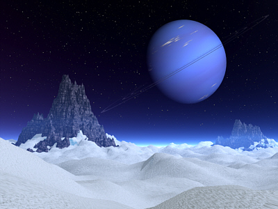 Image Gallery neptune surface