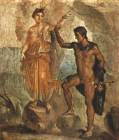 relationship between augustus and virgil